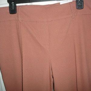 NWT WOMEN'S JULES&LEOPOLD PULL ON SLIM PANTS XL